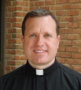Father Matthew Lamoureux, MIC