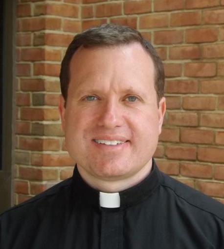 Father Matthew Lamoureux, MIC: Pastor