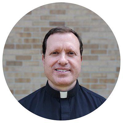 Fr Matt Lamoureux